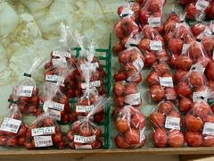 *およりてふぁーむ*トマト&バレンタインいちご