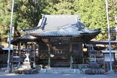 伊豆神社・新野の雪祭り