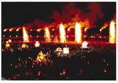 今宮郊戸八幡宮秋季祭典奉納煙火