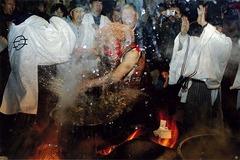 遠山郷の霜月祭り