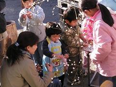 川路の蚕玉祭