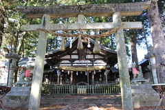 愛宕稲荷神社(あたごいなりじんじゃ)(飯田市愛宕町)