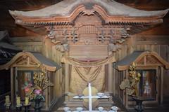 泰阜村稲伏戸区(イナフシド)~瑠璃光薬師如来により結束した集落~(泰阜村)