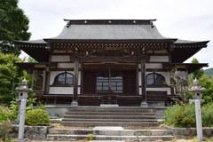 片桐宿かいわいと2つの寺        住所:松川町上片桐