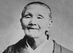 飯田市山本出身の女志士  「松尾多勢子」
