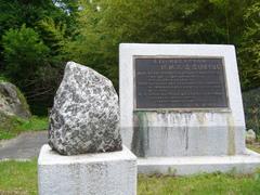 球状花崗岩(きゅうじょうかこうがん):通称「菊目石」 住所:下伊那郡喬木村大島