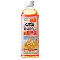 国産原料だけで製造され安心安全。オレイン酸とリノール酸をバランスよく含み、いつものお料理においしさ&栄養をプラスできます。