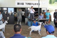 【お知らせ】第68回子山羊市場開催のお知らせ