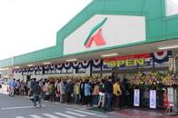 Aコープたかぎ店 生産者直売コーナー増床でさらに活気ある店舗へ