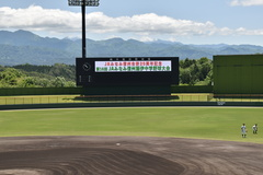 合併20周年記念第16回JAみなみ信州飯伊中学野球大会 鼎中学校が優勝