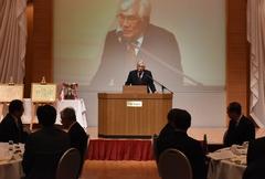 JAみなみ信州柿部会 第48回日本農業賞大賞受賞祝賀会を盛大に開催