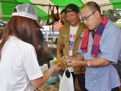 JA上郷青年部 団子販売~地元企業と連携した取り組み