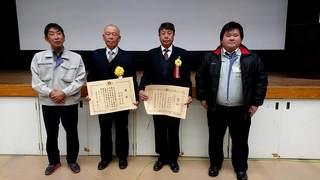 左から2番目安藤さん、3番目井原さん