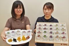 【NEWS】市田柿工房 乾燥技術を生かした新商品開発