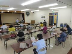 【NEWS】女性部高森支部の健康教室