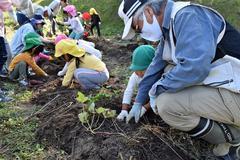 【NEWS】上久堅保育園の食育活動