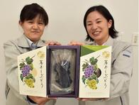 【NEWS】新商品「房干しぶどう」市田柿工房の通年稼働を目指す
