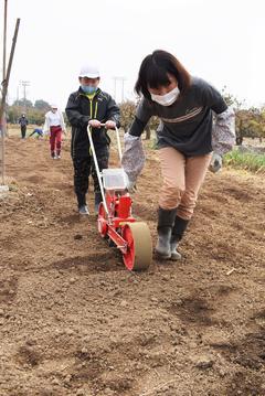 【NEWS】フレミズ「スピカ」が栽培と食をトータルで食育授業