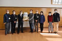 【NEWS】JA下久堅支所 遊休農地で米栽培 地域に貢献