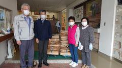 【NEWS】JA女性部伊賀良支部 地域の困り事を応援