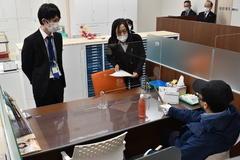 【NEWS】防犯訓練で年末の防犯意識を高める