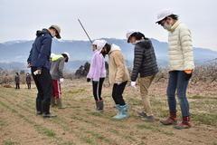 【NEWS】女性部「Spica(スピカ)」小麦の栽培から調理までを食育活動に