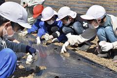 【NEWS】三穂盛年の会5年目の食育事業