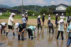 【NEWS】あぐりの田んぼ学校の食育 自分たちで行う田んぼ作り