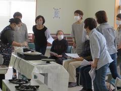 【NEWS】食べることから健康に JA女性部松尾支部地区役員の商品研修会