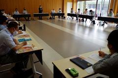 【NEWS】南信州・担い手就農プロデュース 農住事業合同事務局会議