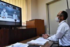 【NEWS】組合員、地域のための時間に 本支所間で初のWeb会議開催