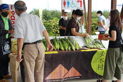 【NEWS】直売所と14市町村が協力 地元の魅力的な農畜産物を販売