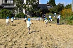 【NEWS】米づくりの一環で 生き物を通して農業に興味を